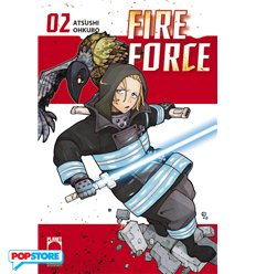 Fire Force 002 R