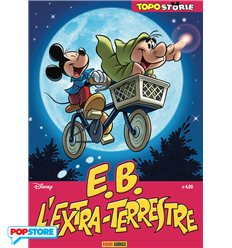 Topostorie 039 - E.B. L'Extra Terrestre