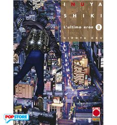 Inuyashiki L'Ultimo Eroe 008