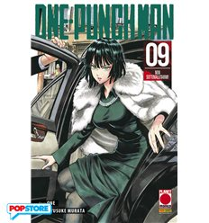 One-Punch Man 009