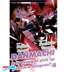 Danmachi Light Novel 004