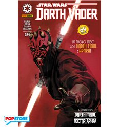 Darth Vader 024 - Darth Maul e Doctor Aphra