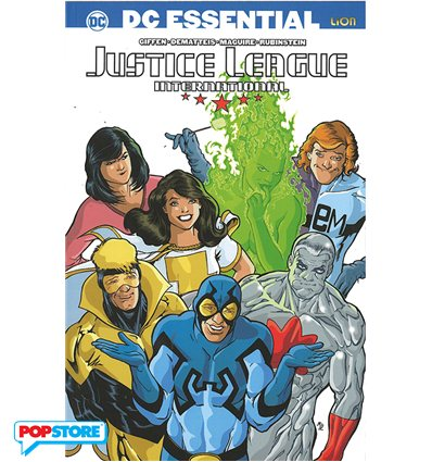 Justice League International 010