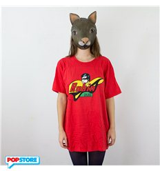 DC Comics T-Shirt - Robin Boy Wonder XL
