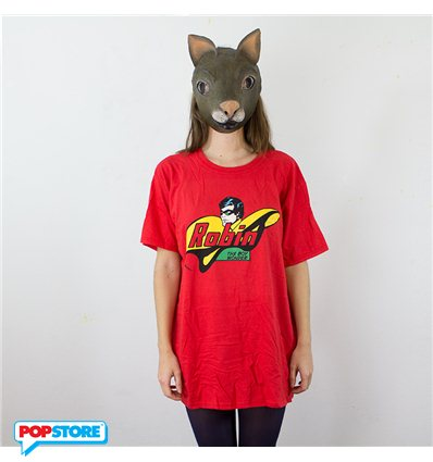 DC Comics T-Shirt - Robin Boy Wonder XL