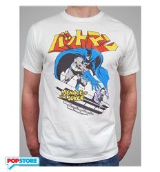 DC Comics T-Shirt – Junkfood Batman Japan Joker Man XS