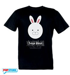 Manga T-Shirt - Tokyo Ghoul Rabbit M