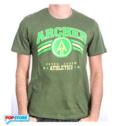 DC Comics T-Shirt - Green Arrow M