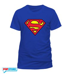 DC Comics T-Shirt - Superman Logo L
