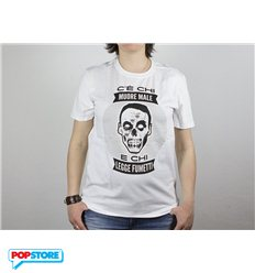 QUINDICI - T-Shirt - Chi Muore Male L
