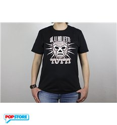 QUINDICI - T-Shirt - Li Ho Letti Tutti XL