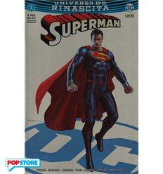Superman Rinascita 001 Bronze Chromium