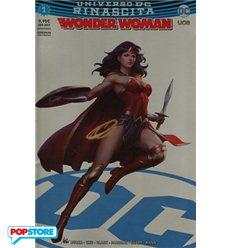 Wonder Woman Rinascita 001 Bronze Chromium