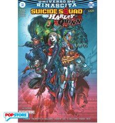 Suicide Squad/Harley Quinn Rinascita 002 Variant