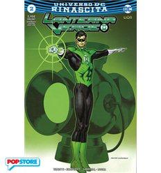 Lanterna Verde Rinascita 002 Ultravariant