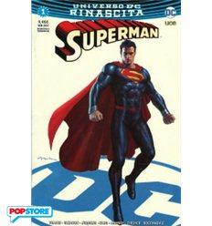 Superman Rinascita 001 Platinum Chromium