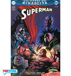Superman Rinascita 010 Variant