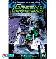Dc Universe Rebirth - Green Lanterns Tp 003