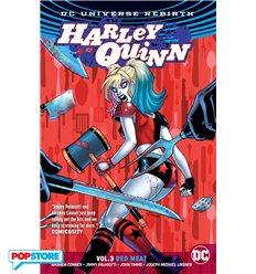 Dc Universe Rebirth - Harley Quinn Tp 003