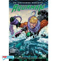 Dc Universe Rebirth - Aquaman Tp 003