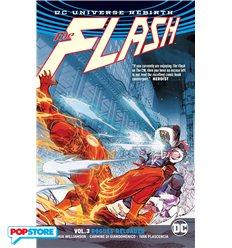 Dc Universe Rebirth - The Flash Tp 003