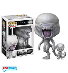 Funko Pop! - Alien Covenant - Neomorph With Toddler