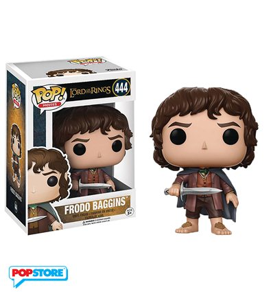 Funko Pop! - Lord Of The Rings – Frodo Baggins