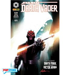 Darth Vader 025 - Darth Maul e Doctor Aphra
