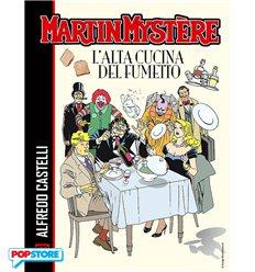 Martin Mystere - L'Alta Cucina del Fumetto