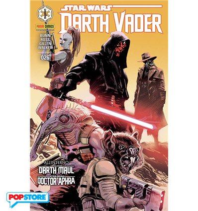 Darth Vader 026 - Darth Maul e Doctor Aphra