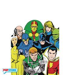 Justice League International Omnibus Hc 001