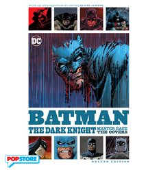 Batman The Dark Knight Master Race The Cover Deluxe Hc