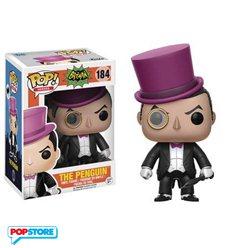 Funko Pop! - Batman 66 - 184 The Pinguin