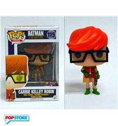 Funko Pop! - Batman Dark Knight Return - 115 Robin Carrie Kelley Limited