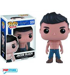 Funko Pop! - Twilight Saga - 322 Jacob Black Shirtless