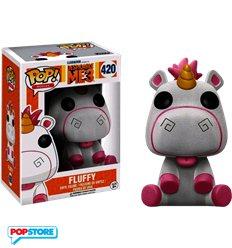 Funko Pop! - Cattivissimo Me 3 - 420 Fluffy Flocked 9cm