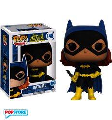 Funko Pop! - DC Comics - Pop Funko Vinyl 148 Silver Age Batgirl
