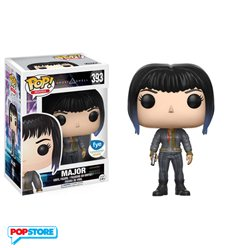 Funko Pop! - Ghost In The Shell - 393 Major In Bomber Jacket