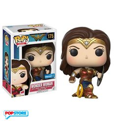 Funko Pop! - Wonder Woman Movie - 175 Wonder Woman Battle Pose With Shield