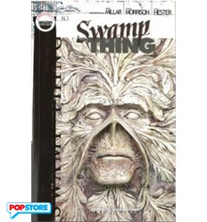 Swamp Thing di Mark Millar