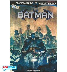 Batman Battaglia per il Mantello