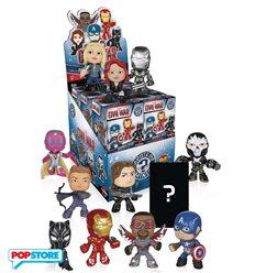 Funko Mystery Minis - Captain America 3 Civil War