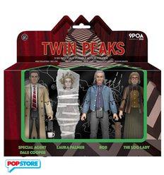 Twin Peaks - 4 Pack Set Action Figure