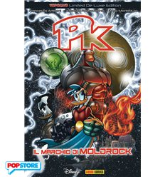 Topolino Limited De Luxe Edition - Pk Il Marchio di Moldrock