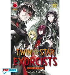 Twin Star Exorcists 007