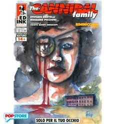 The Cannibal Family Speciale Riminicomix 2017