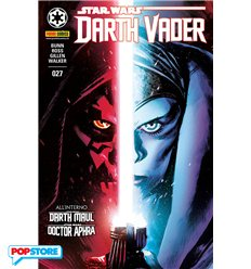 Darth Vader 027 - Darth Maul e Doctor Aphra