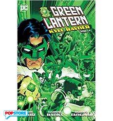 Green Lantern Kyle Rayner Tp 001