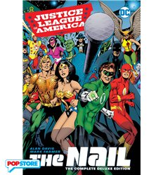JLA The Nail Complete Deluxe Edition