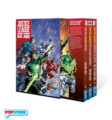 Justice League by Geoff Johns Box Set 01